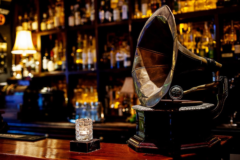Secrets Main Bar 1920's